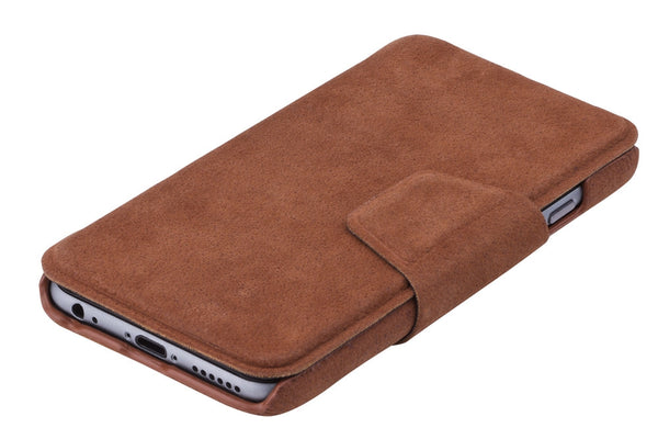 2-1 Toronto Flipcase to iPhone 6 - Lightbrown