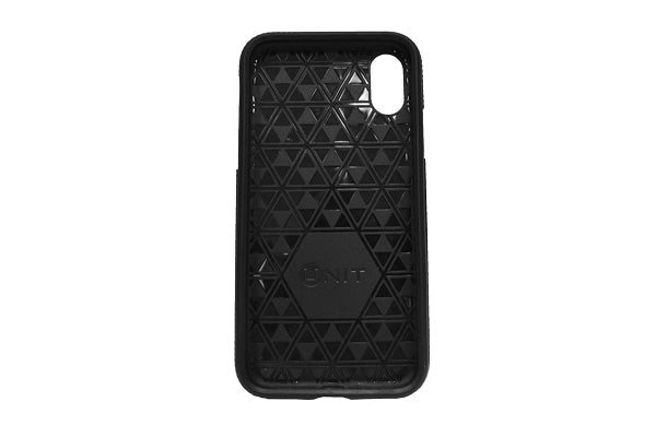 Basel magnet Case for iPhone X -Black