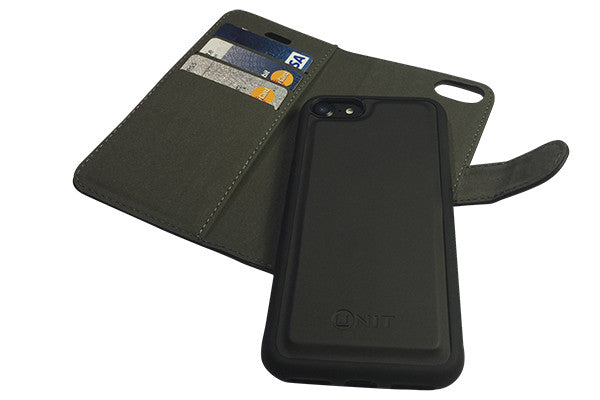 UNIT Elben cover til iPhone 7 - sort