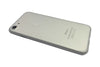Cover iPhone 7 - Model Rhinen - Hvid frostet