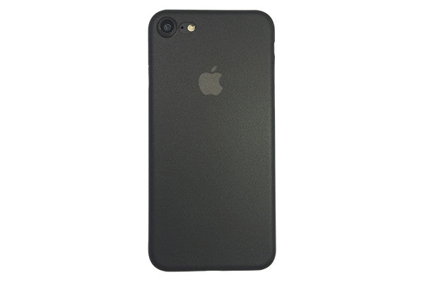 Cover iPhone 7 - Model Rhinen - Sort