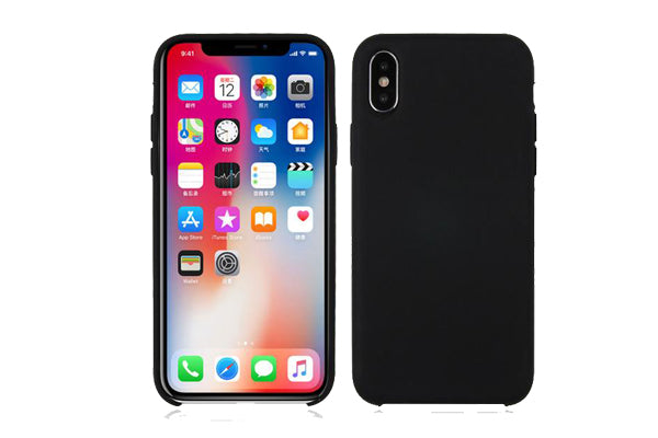 Sion Case for iPhone X -Black