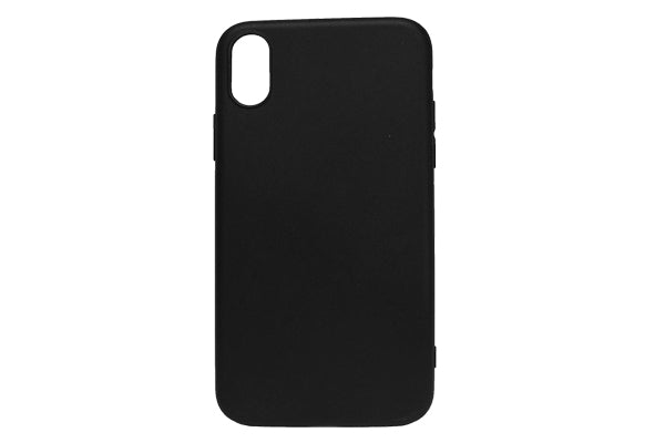 TPU case for iPhone X - Black