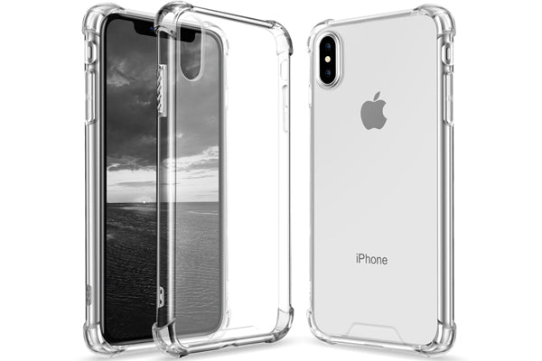 TPU case for iPhone X Clear Drop Proof