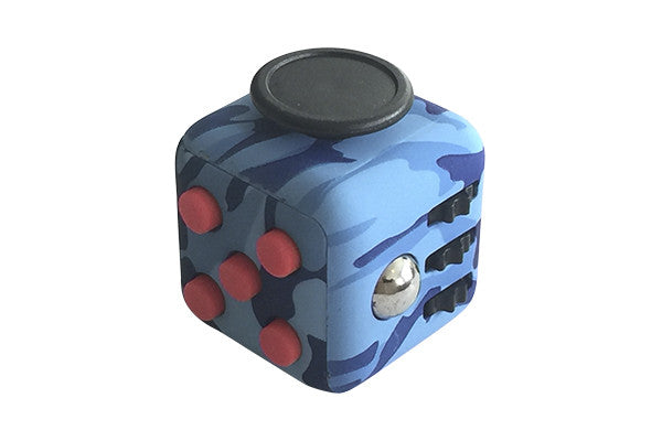 UNIT Stress Cube - Blue Army
