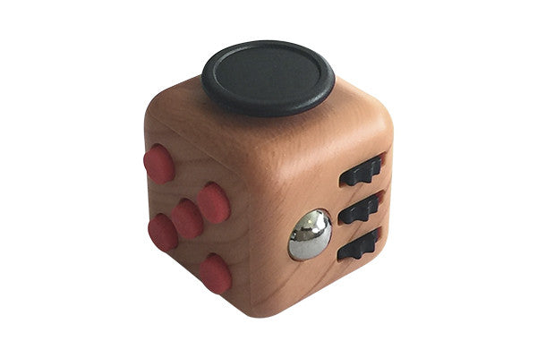 UNIT Stress Cube - Wood