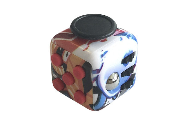 UNIT Stress Cube - Art
