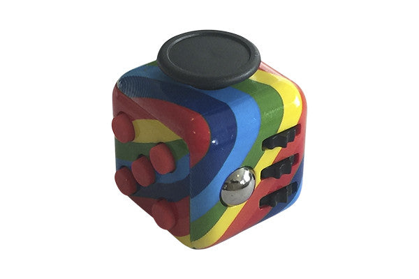UNIT Stress Cube - Rainbow