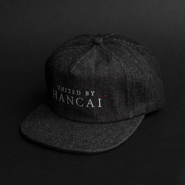 United by Hancai Strapback (Denim)