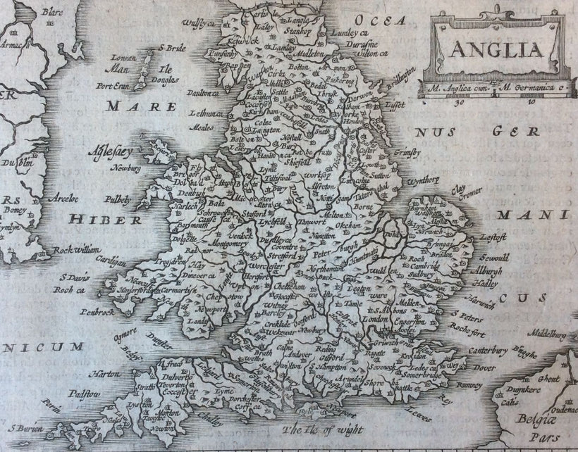 Maps of Great Britain