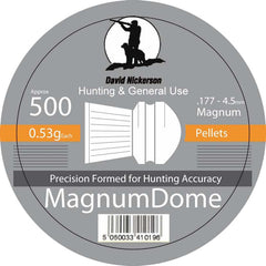 David Nickerson Magnum Dome .177/ .22 Calibres