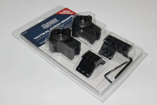 Hawke 30mm/high/ 9-11mm Mounts
