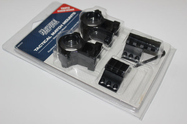 Hawke 30mm/ high/ Weaver Mounts