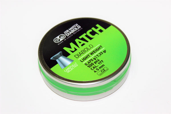 JSB Match Diabolo .177 Calibre