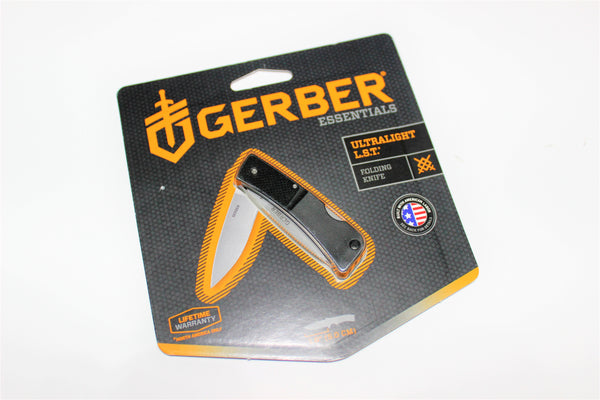 Gerber Ultra Light LST Knife
