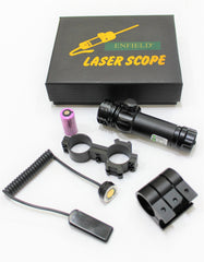 Enfield Laser Scope
