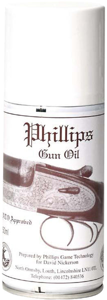 Phillips English Gun Oil