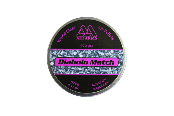 Air Arms Diabolo Match .177cal