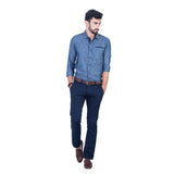 Thebleulabel Denim shirt