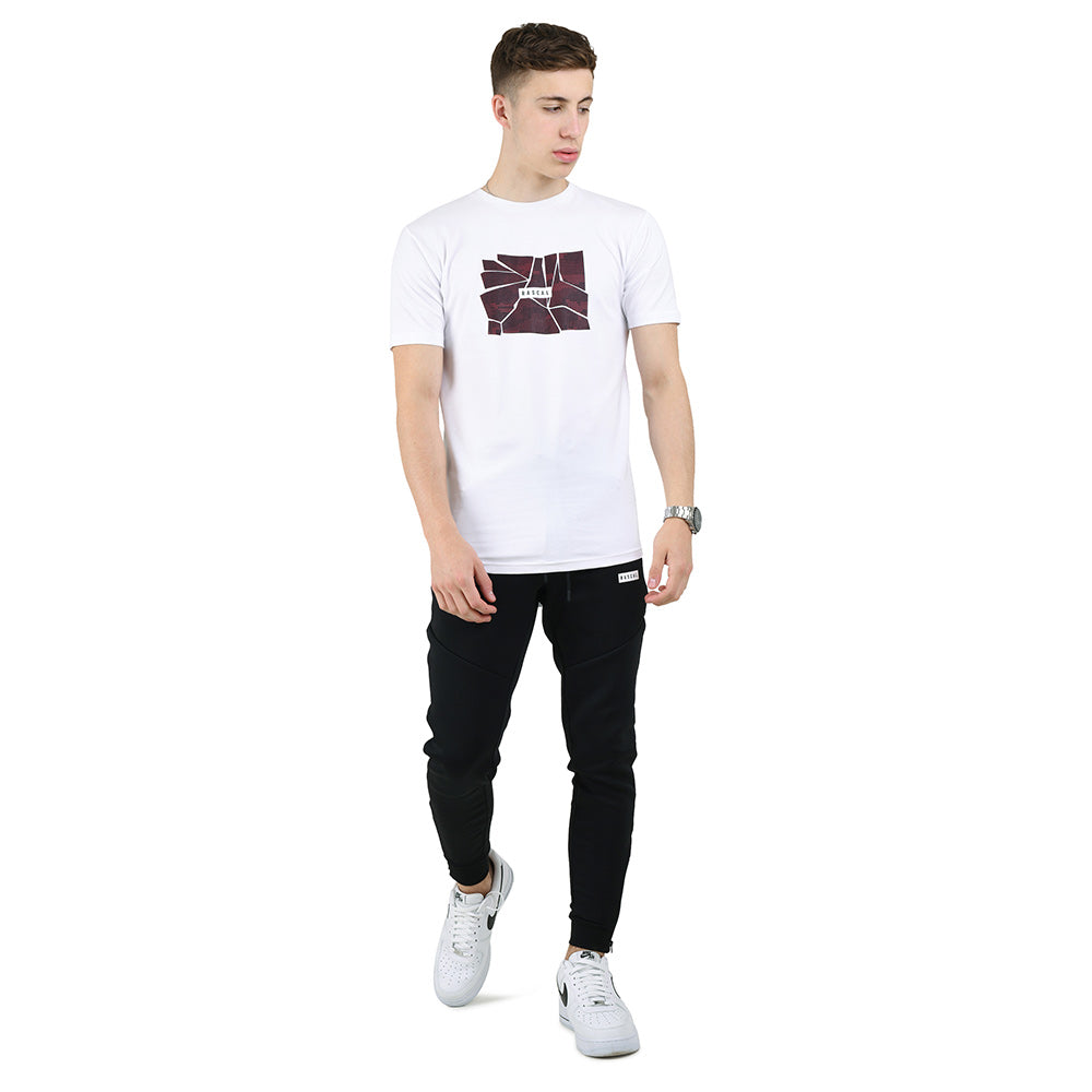 Mens Cannon Tee  | White