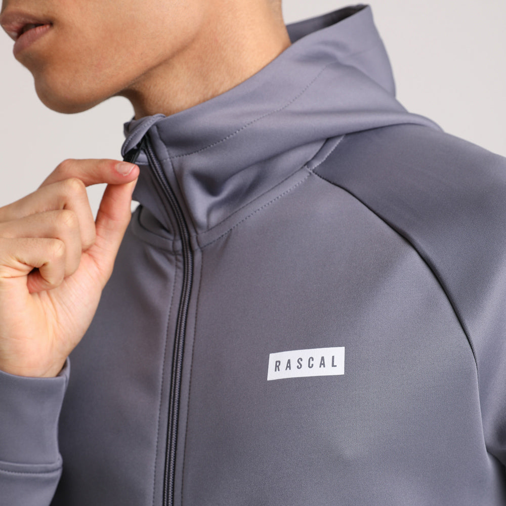 Mens Mercury ZT Track Top  | Charcoal