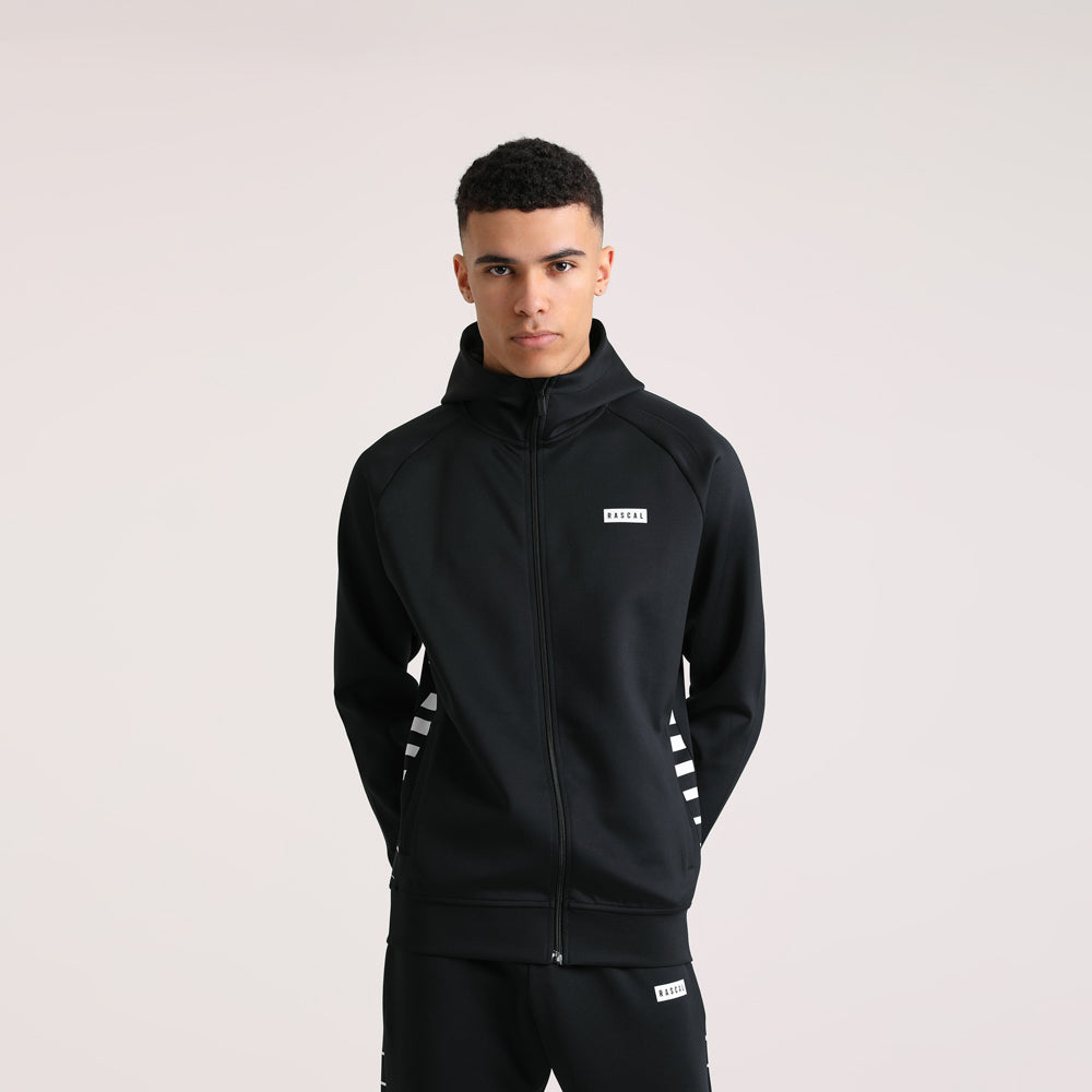 Mens Mercury ZT Track Top | Black