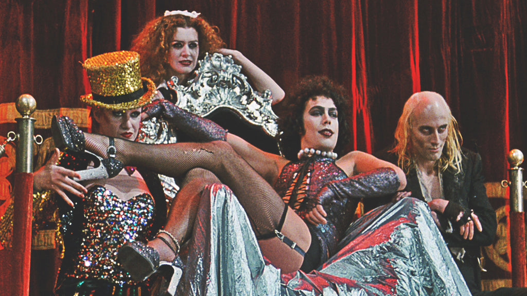 Top 10 crossdressing films, The Rocky Horror Picture Show