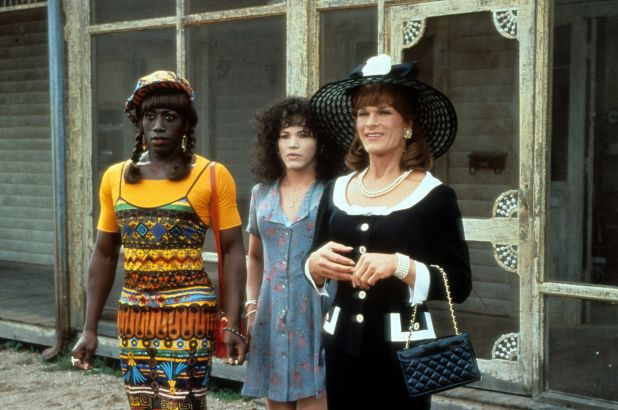 Top 10 crossdressing films, To Wong Foo, Thanks for Everything, Julie Newmar (1995)
