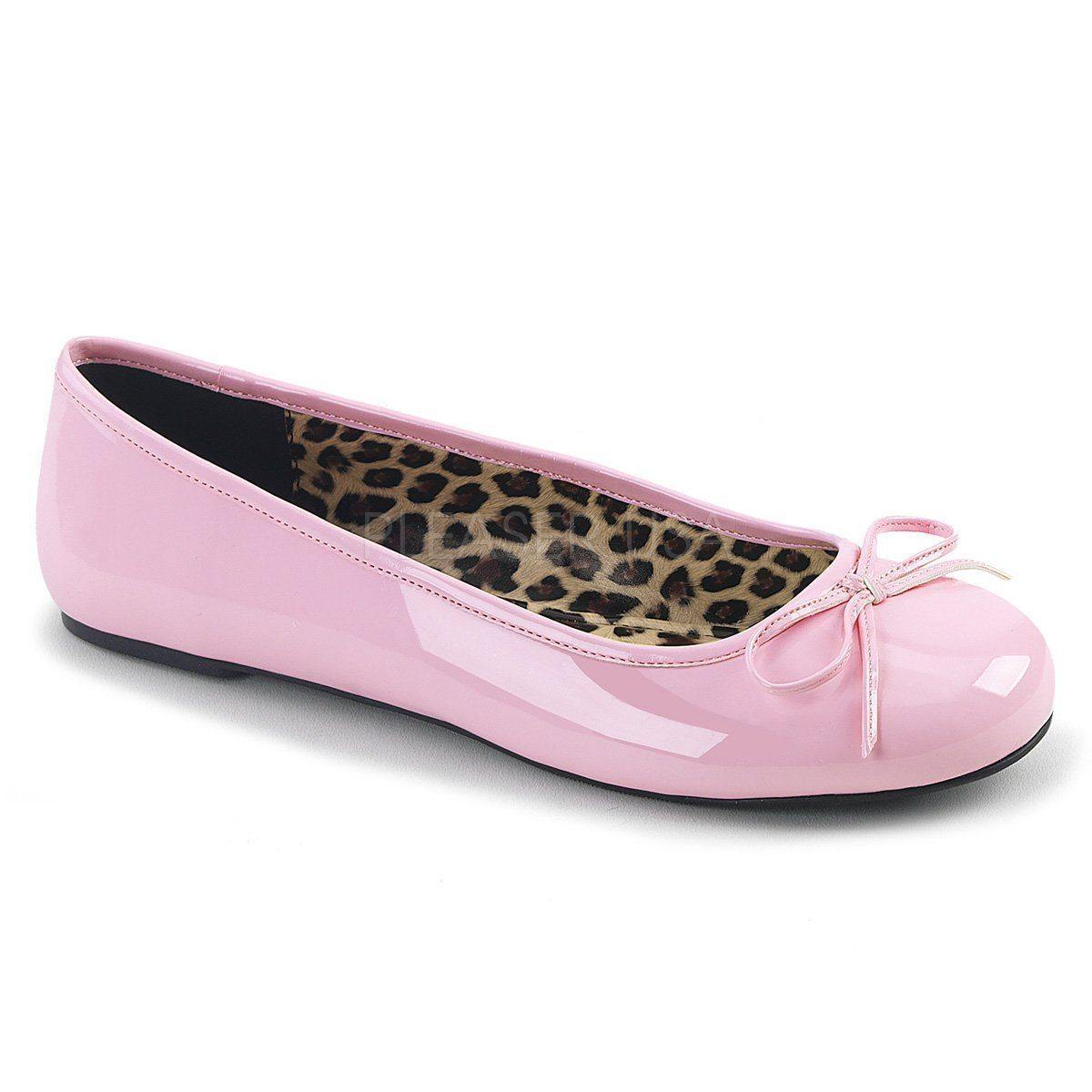 Ballet Flat Shoes with Bow