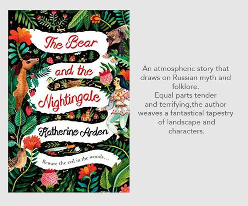 #nowreading: The Bear and the Nightingale