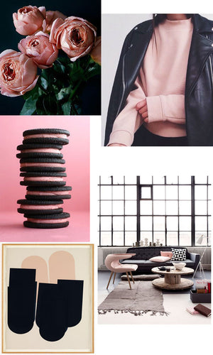 Color Crush: Pink/Black