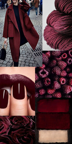 Color Crush: Tawny Port