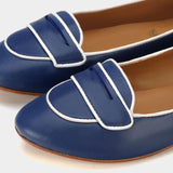 Soho Loafers in Navy - Taramay Design