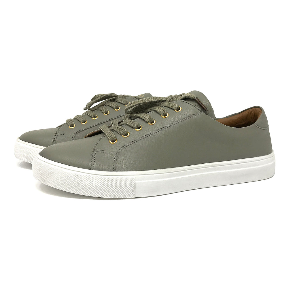 Street Sneakers in Grey - Taramay Design