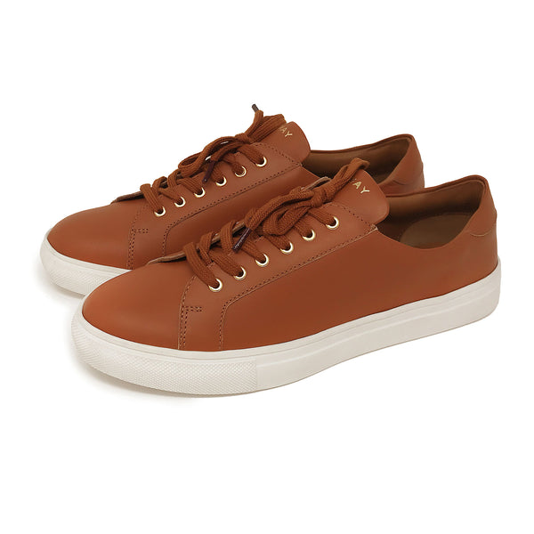Street Sneakers in Tan - Taramay Design