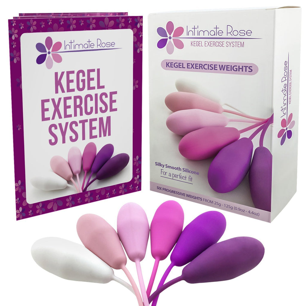 Intimate Rose Kegel Exercise Weights