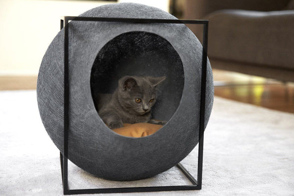 Cube Cat Bed - Tuft and Paw