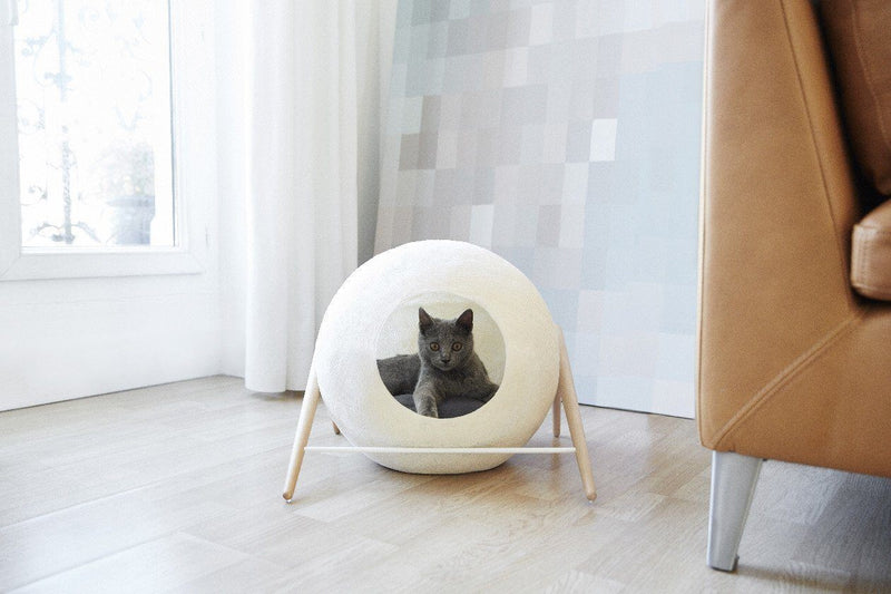 Sphere Cat Bed - Tuft and Paw