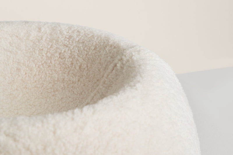 Puff Cat Bed - Tuft and Paw