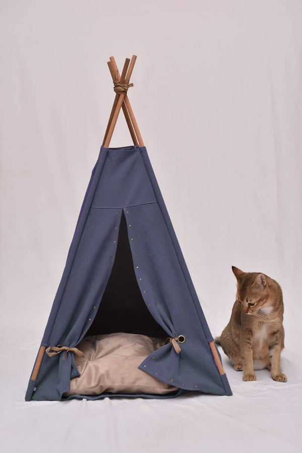 Rain or Shine Cat Teepee - Tuft + Paw