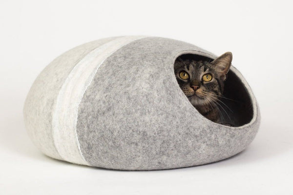 Cave Cat Bed - Tuft + Paw