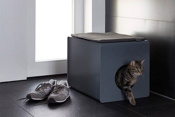 Sito Litter Box - Tuft and Paw