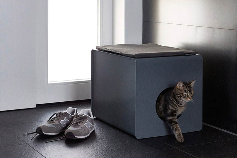Sito Litter Box - Tuft + Paw