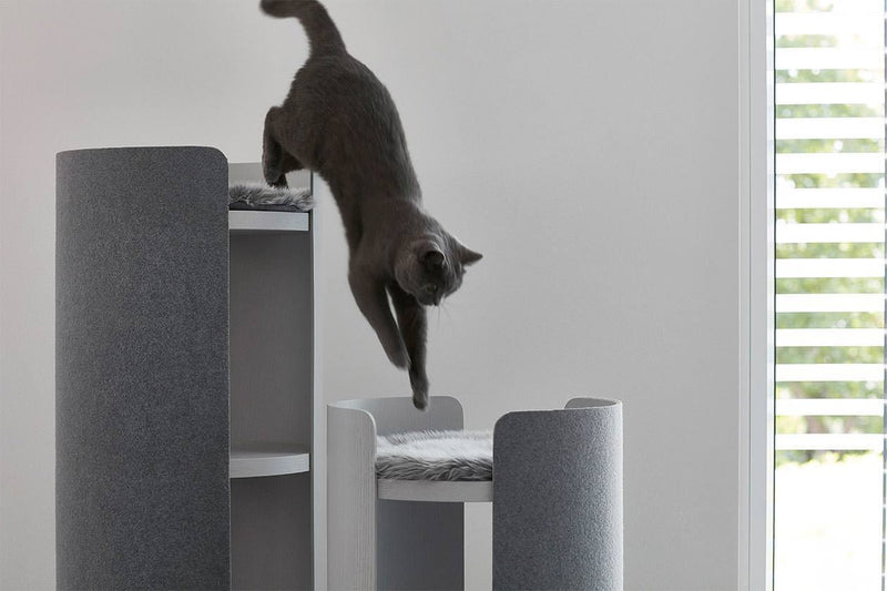 Torre Cat Tree - Tuft and Paw