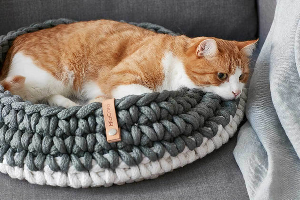 Nido Cat Bed - Tuft + Paw