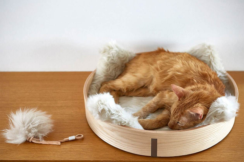 Anello Cat Bed - Tuft and Paw