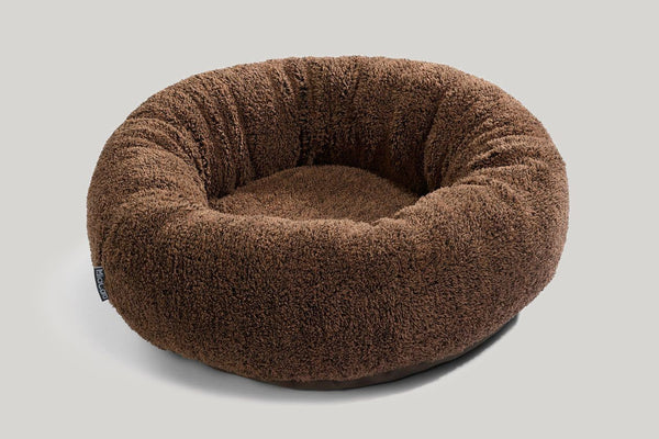 Sherpa Cat Bed - Tuft + Paw