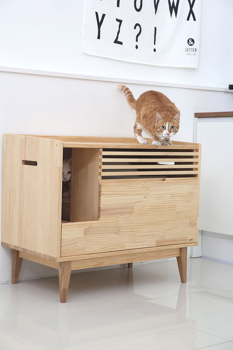 Rifiuti (push live on launch) Litter Box - Tuft and Paw