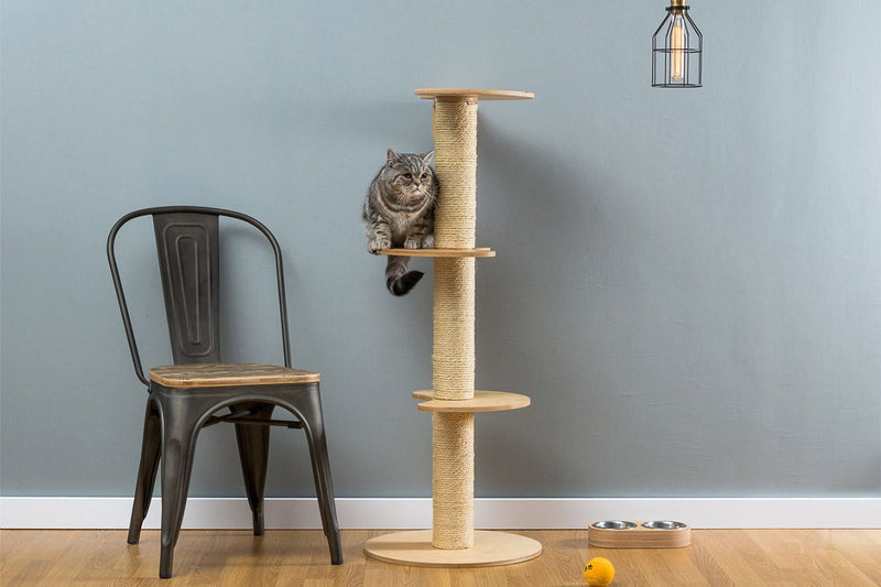 Ozzy Cat Tree - Tuft and Paw