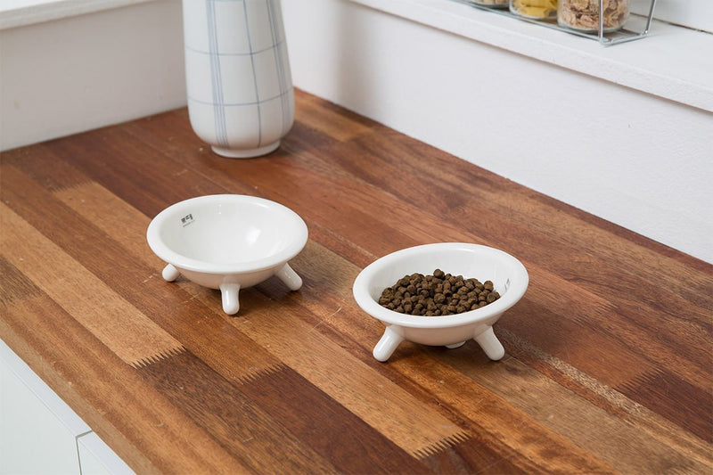 Taberu Cat Dining Station Cat feeders - Tuft and Paw